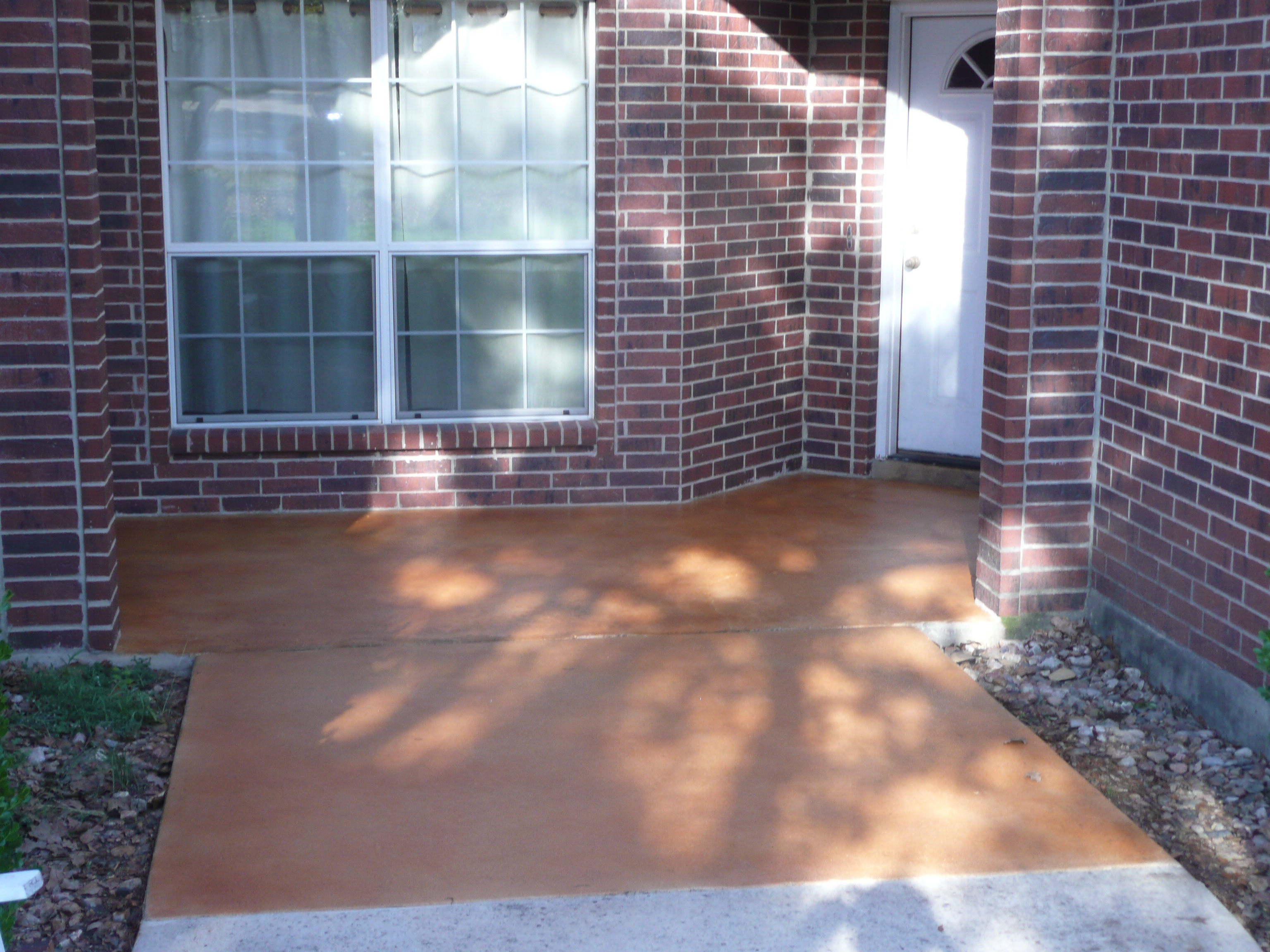 concrete patio | MVL Concretes\' Blog