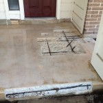 Spalled Concrete Repair