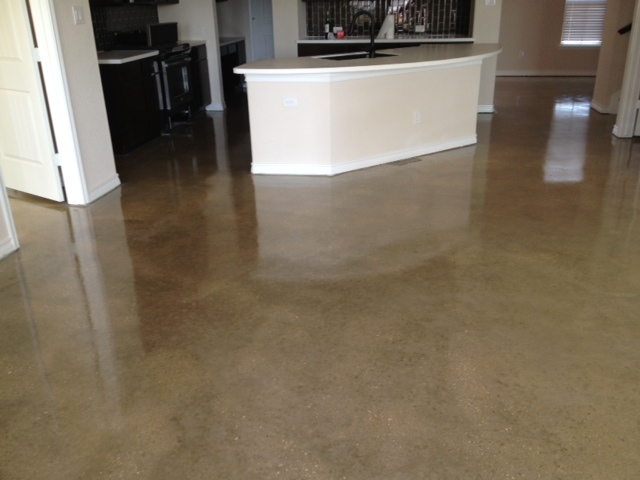 Sealed Concrete Flooring : Concrete sealing mvl concretes