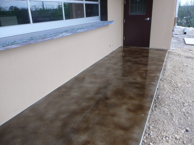 Concrete patio mvl concretes 39 blog for How to clean outdoor stained concrete