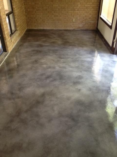grey concrete stain mvl concretes 39 blog