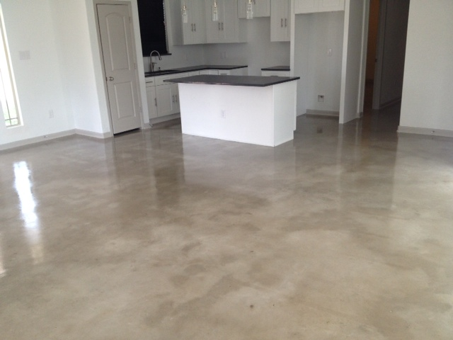 Sealed concrete floors mvl concretes 39 blog for Indoor cement flooring