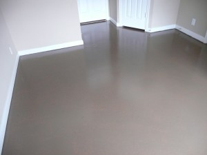 Solid Color Concrete Sealer