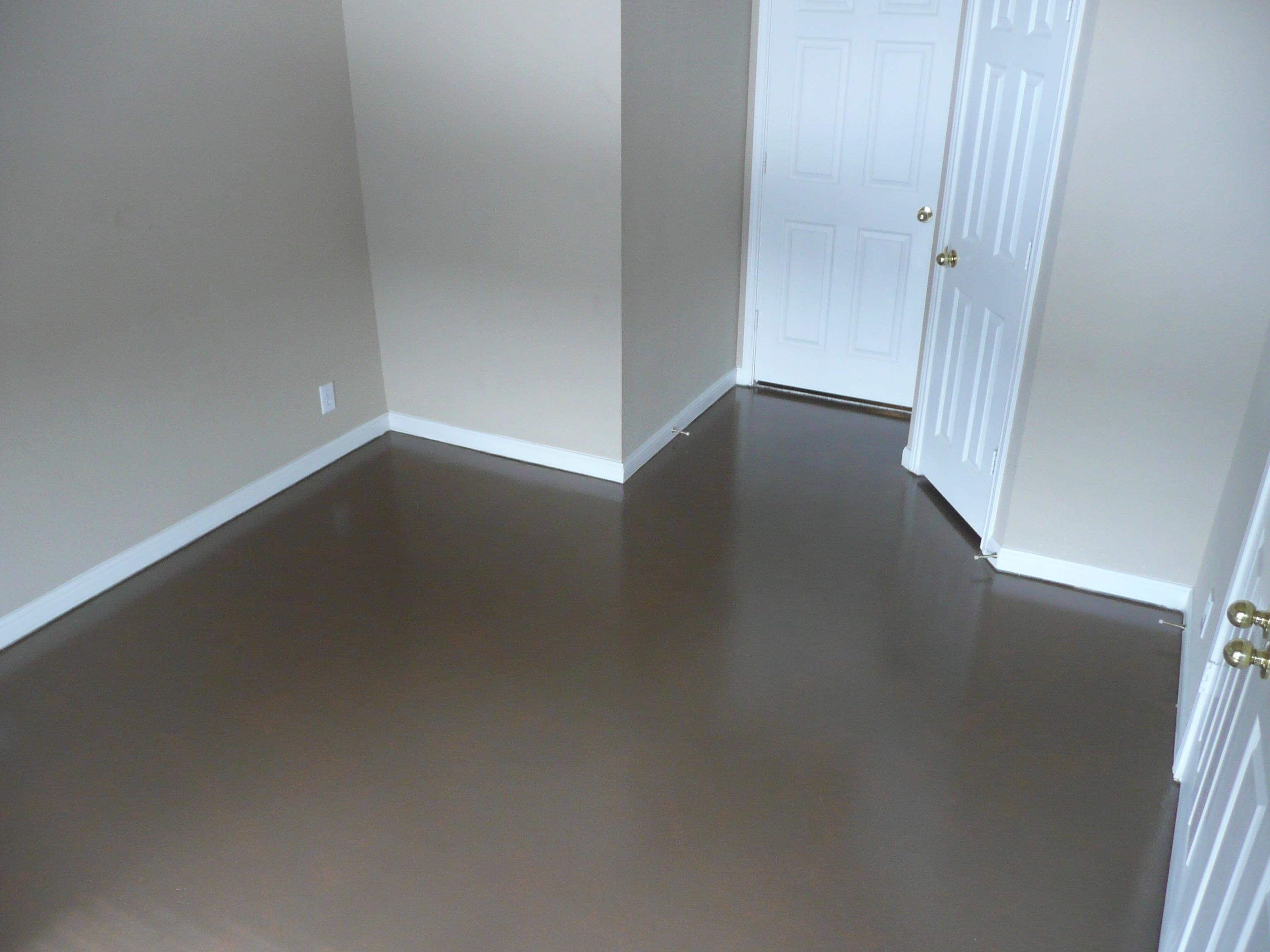 Solid Color Floor Mvl Concretes Blog