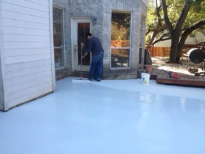 Resurfacing Concrete