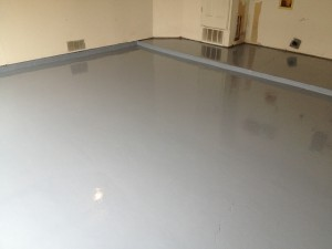 Concrete Epoxy Coating