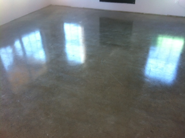 Sealed Concrete Floors Alternative To Polished Concrete